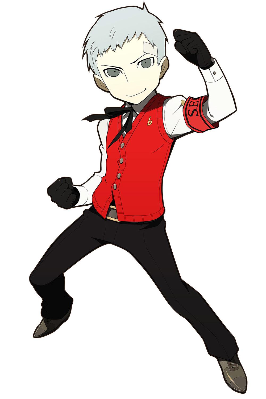 Akihiko sanada clipart clipart download Akihiko Sanada (Persona 4 Arena) clipart download