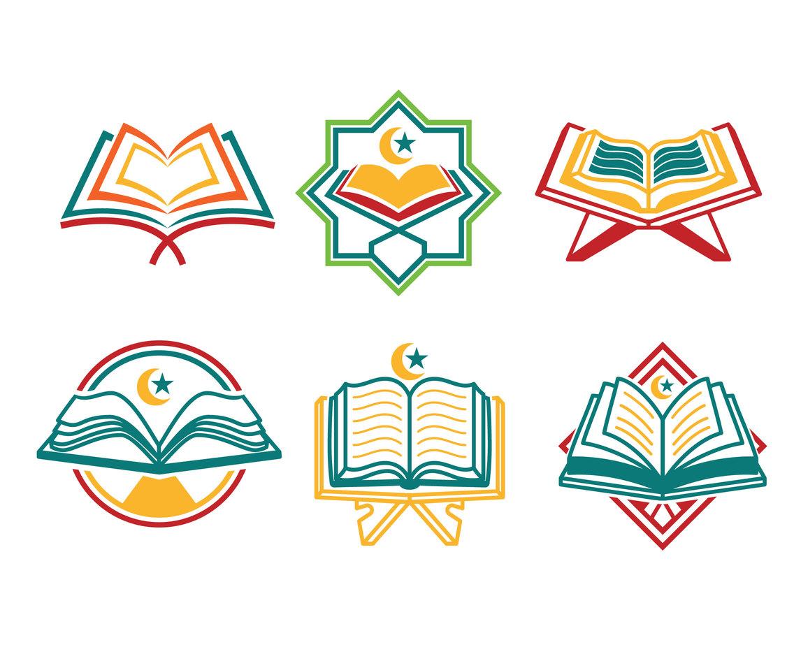 Al quran logo clipart