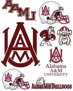 Alabama a and m clipart