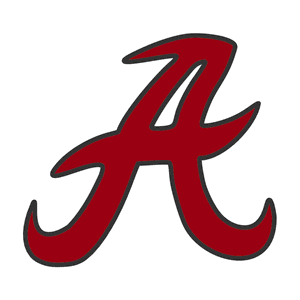 Alabama crimson tide clipart vector png library download Alabama Crimson Tide | Alabama Crimson Tide(161) logo, Vector Logo ... png library download