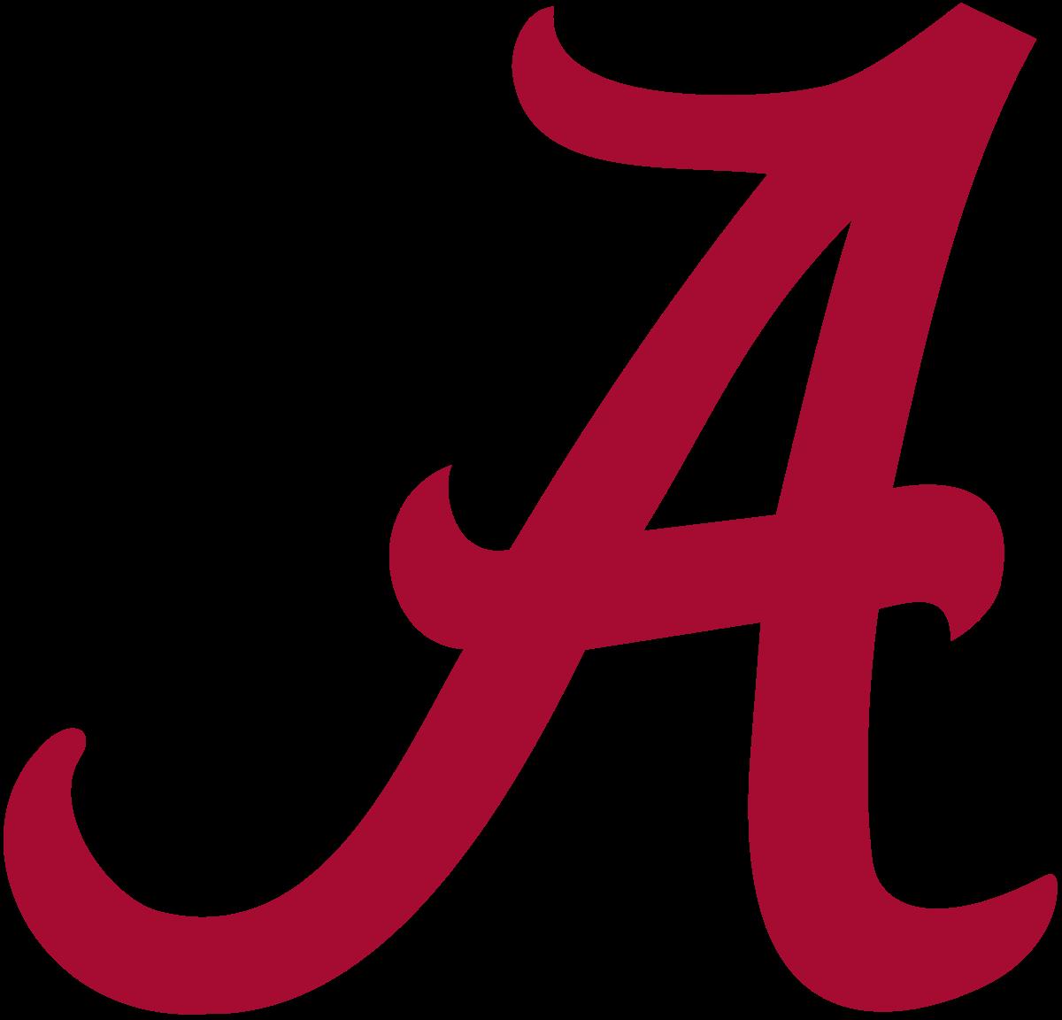 Alabama football clipart free clip art freeuse stock Alabama Crimson Tide football - Wikipedia clip art freeuse stock