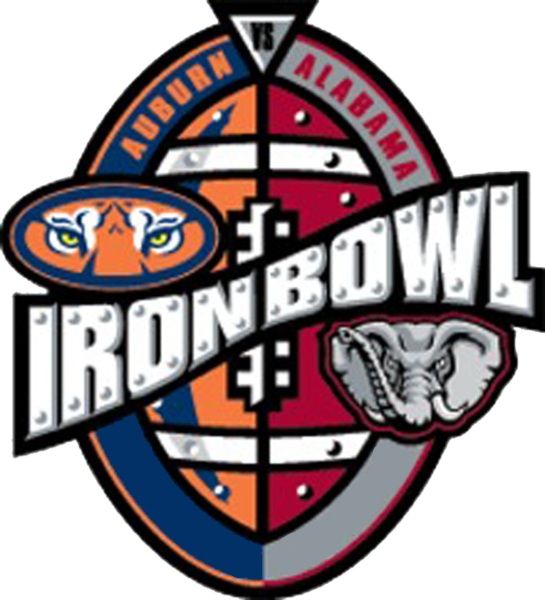 Alabama crimson tide free football clipart png freeuse library Iron Bowl - Wikipedia, the free encyclopedia | War Eagle ... png freeuse library