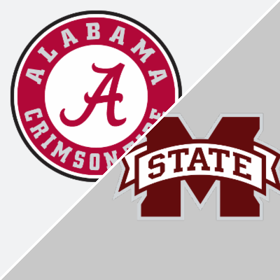 Alabama end goals clipart graphic free library Alabama vs. Mississippi State - Game Summary - November 11, 2017 - ESPN graphic free library