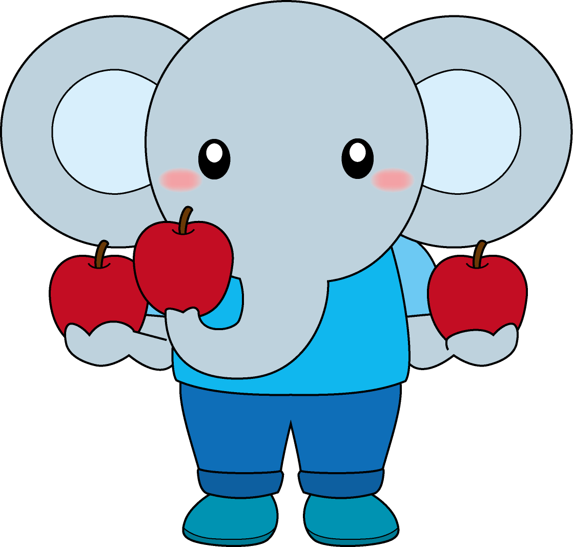 Alabama football elephant clipart banner download 動物No16リンゴを両手と鼻で持つゾウイラスト | ティーボール ... banner download