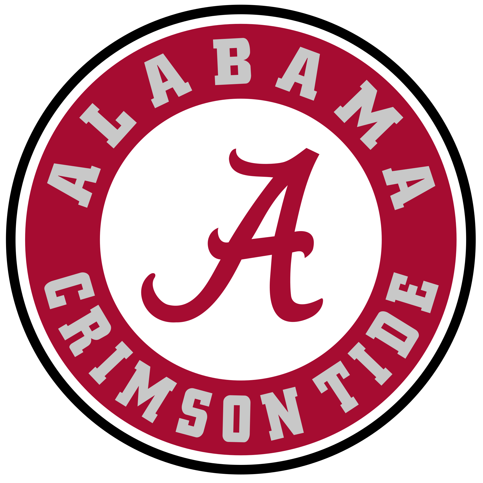 Alabama football helmet clipart picture transparent The Washington Huskies defeat the Alabama Crimson Tide 6 to 0 ... picture transparent