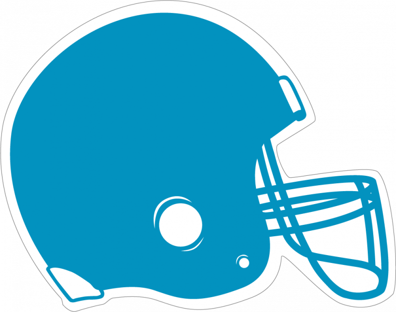Football helmet clipart abstract image free stock Blue Football Helmet Clipart | Clipart Panda - Free Clipart Images image free stock