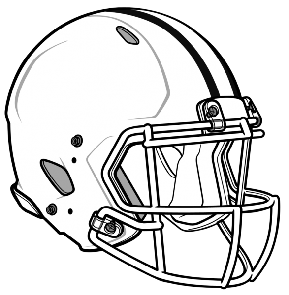 College football helmet clipart svg royalty free library Nfl Football Helmets Coloring Pages | Clipart Panda - Free Clipart ... svg royalty free library