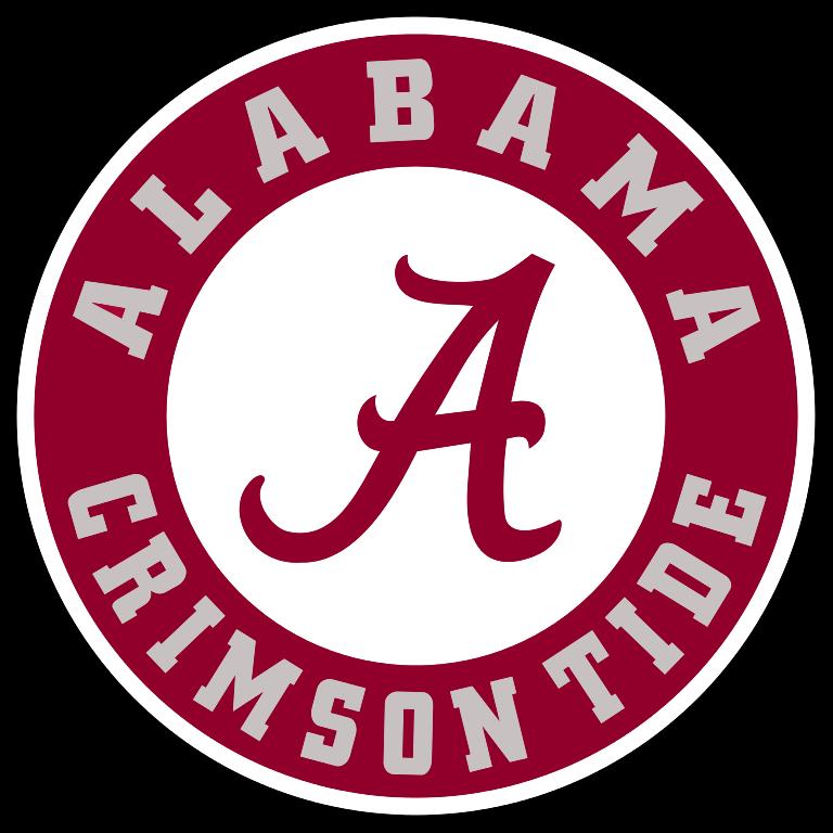 Alabama football logo clipart png freeuse library Free Alabama Crimson Tide Logo Vector, Download Free Clip Art, Free ... png freeuse library