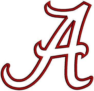 Alabama football logo clipart jpg free stock Alabama Crimson Tide Clipart - Clipart Kid | clip art | Alabama ... jpg free stock