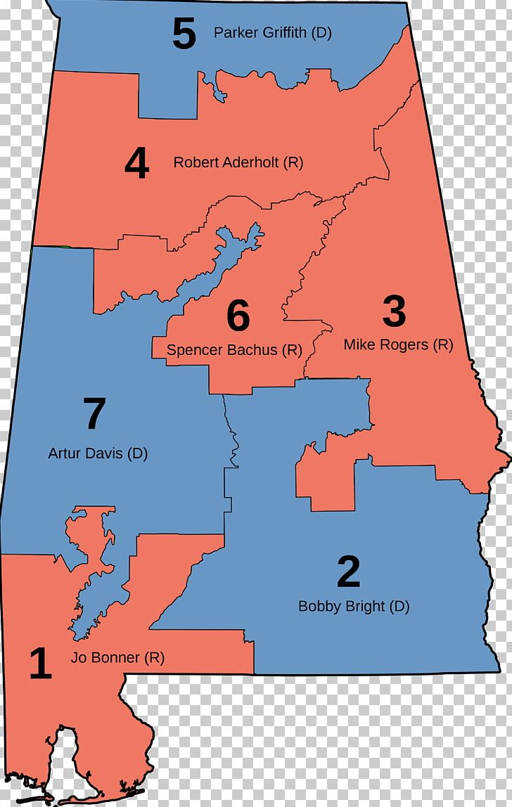 Alabama map vote free clipart