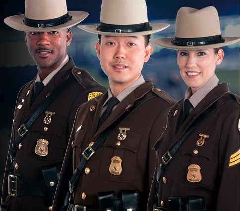 Alabama state trooper hat clipart jpg library download Maryland State Police jpg library download