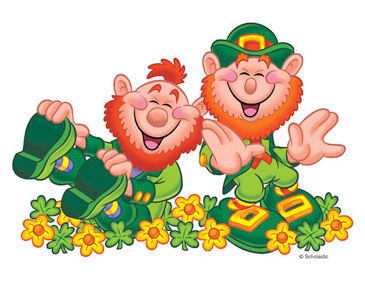 Alaguhing patrick clipart jpg download Laughing Leprechauns | Printable Clip Art and Images jpg download