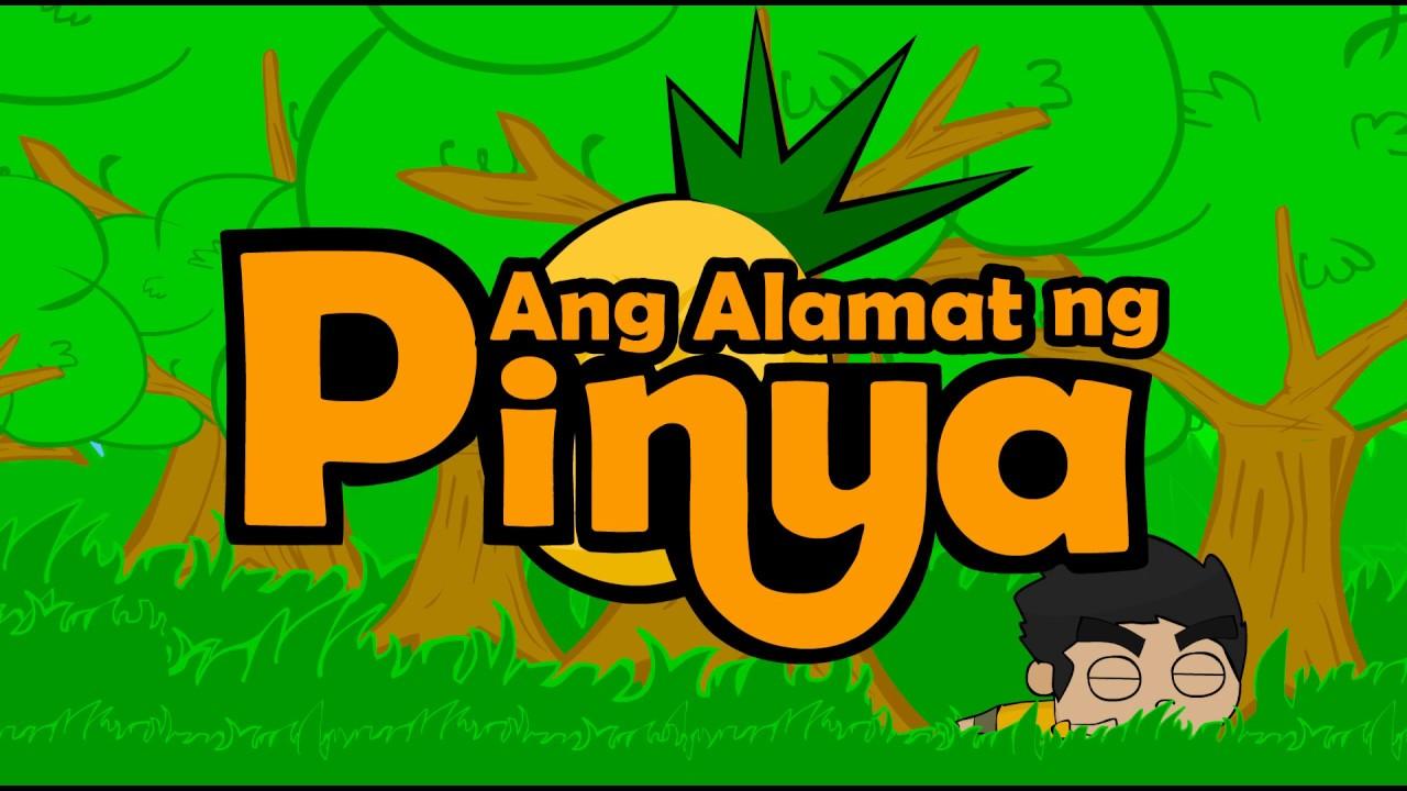 Alamat ng pinya clipart banner black and white library ALAMAT NG PINYA PDF DOWNLOAD - Documents Blog banner black and white library