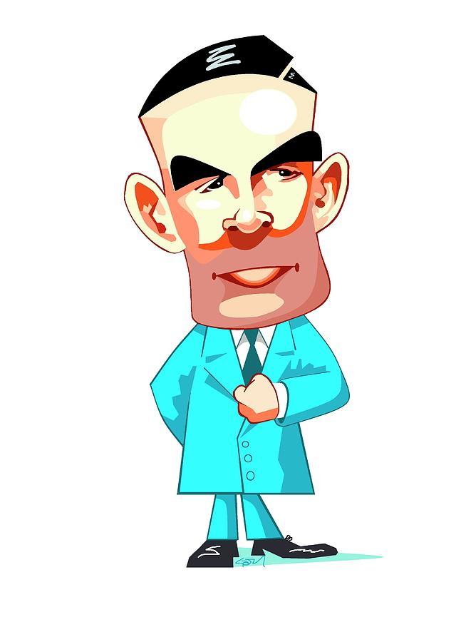 Alan turing clipart picture transparent library Alan Turing picture transparent library