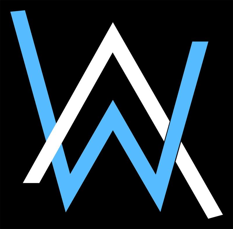 Alan walker logo clipart clip art stock Alan walker Logos clip art stock