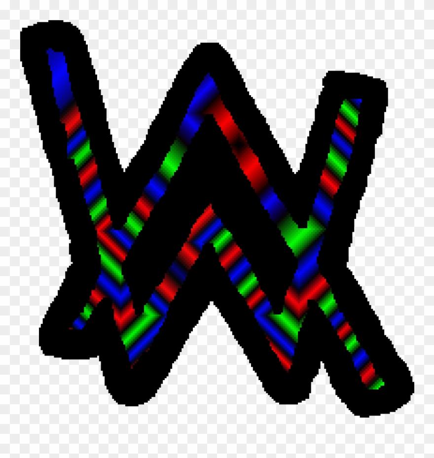 Alan walker logo clipart picture freeuse Alan Walker - Alan Walker Rainbow Clipart (#2206079) - PinClipart picture freeuse