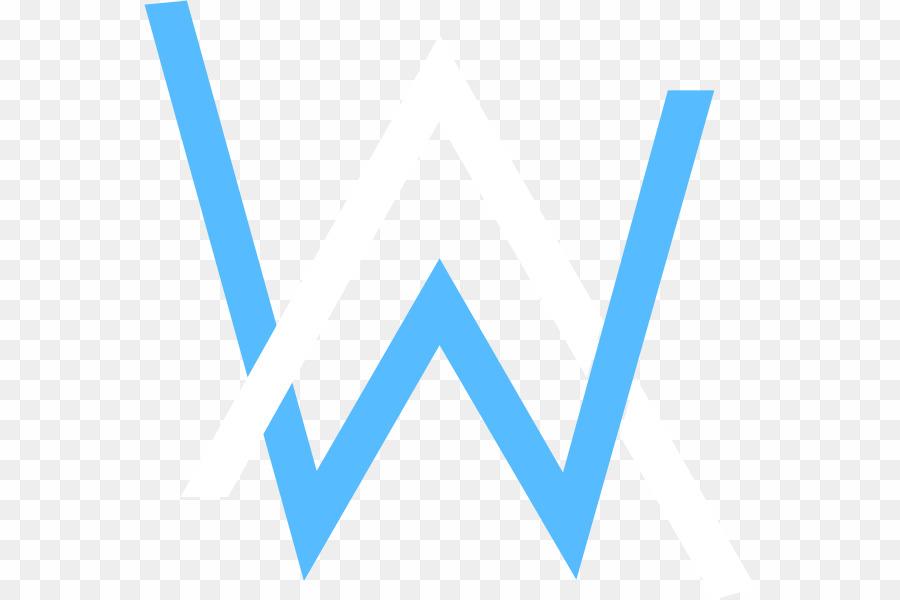Alan walker logo clipart clip art black and white download Transparent Alan Walker Logo PNG T-shirt Logo Clipart download - 612 ... clip art black and white download
