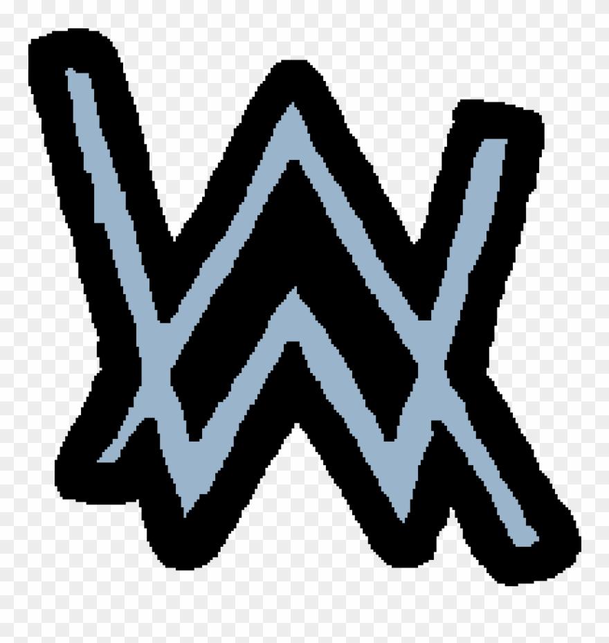 Alan walker logo clipart png transparent stock Alan Walker - Alan Walker Logo Png Clipart (#3212943) - PinClipart png transparent stock