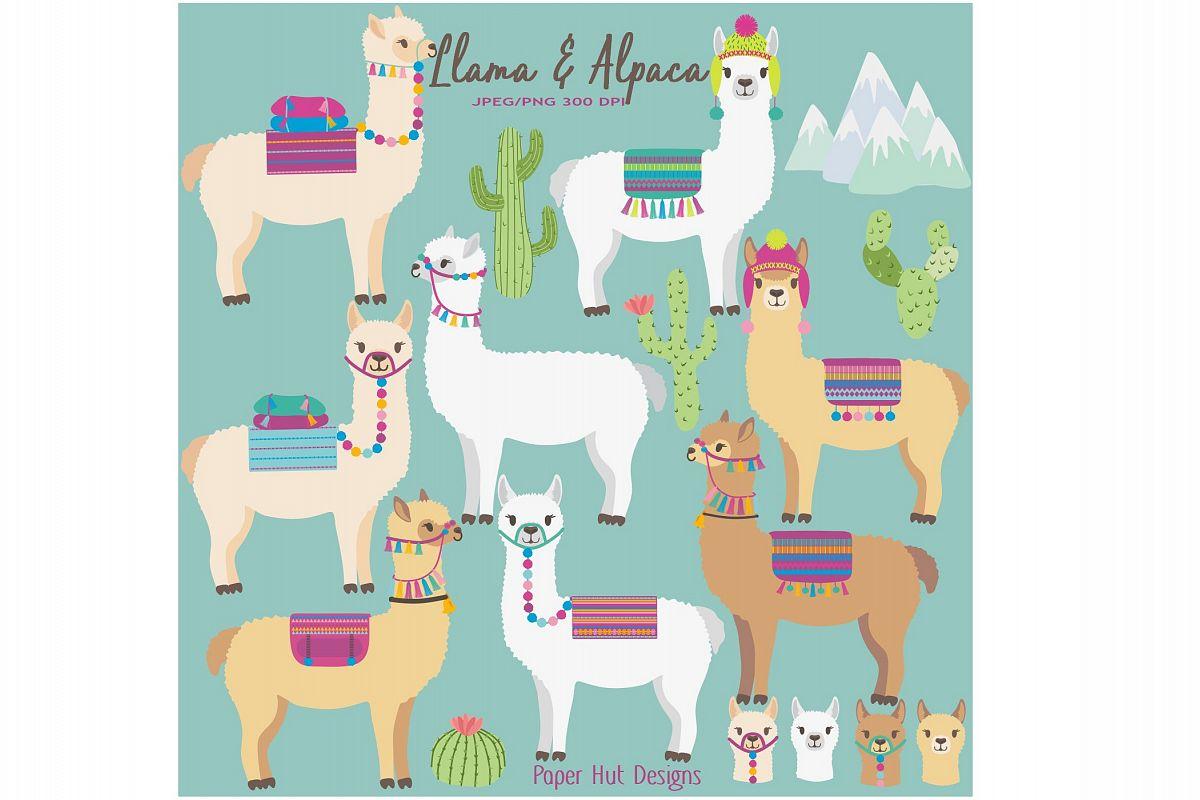 Alapca clipart clip transparent library Llama and Alpaca Clipart clip transparent library