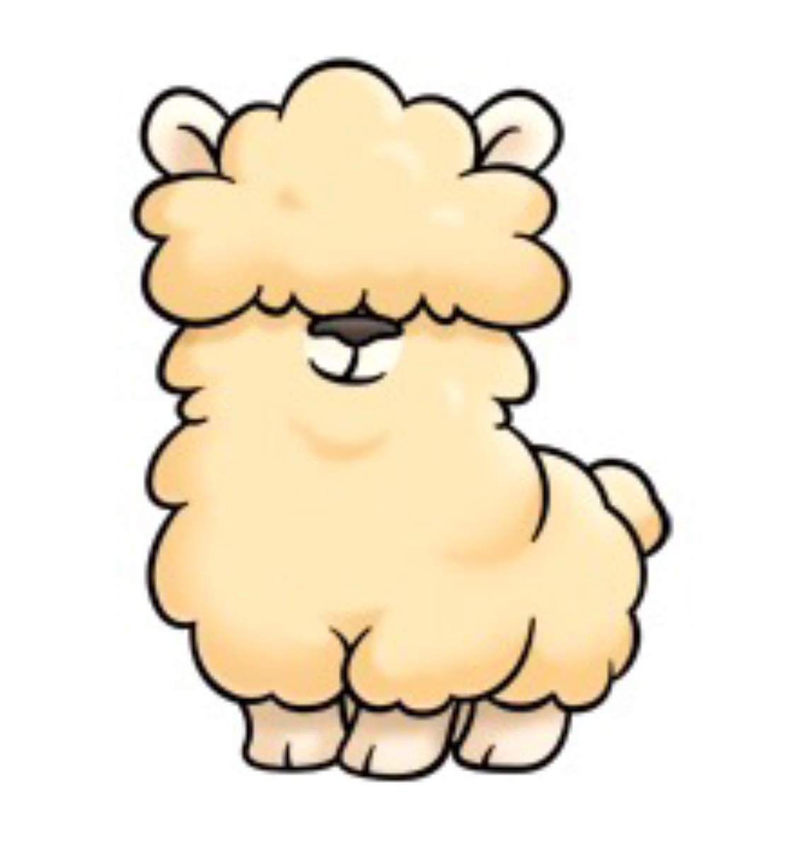 Alapca clipart free library Alpaca Clipart | Free download best Alpaca Clipart on ClipArtMag.com free library