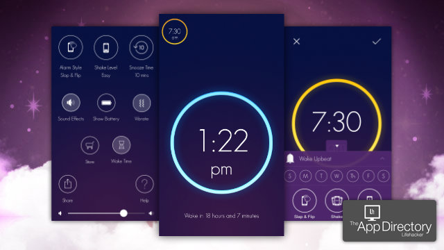 Alarm app vector transparent download App Directory: The Best Alarm Clock App For IPhone | Lifehacker ... vector transparent download
