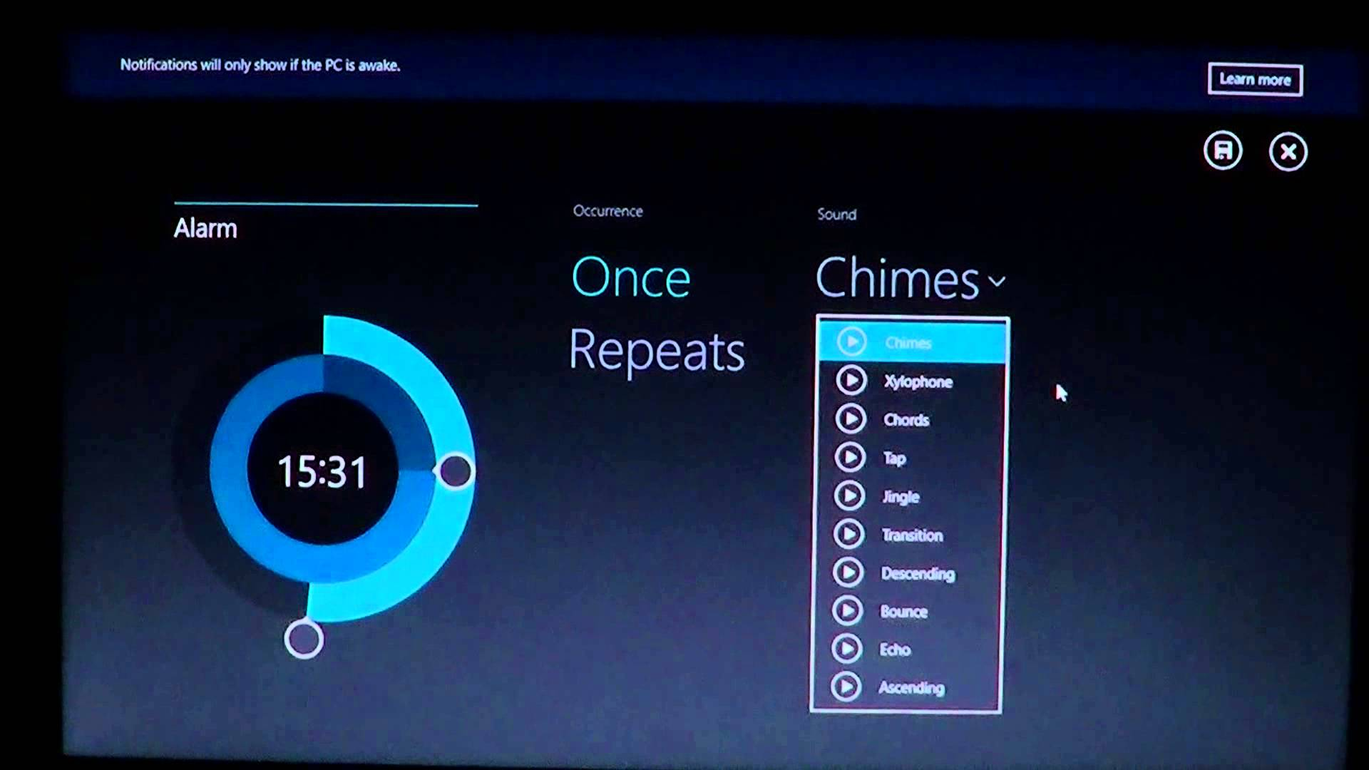 Alarm app vector free Windows 8.1 New windows alarm app - YouTube vector free