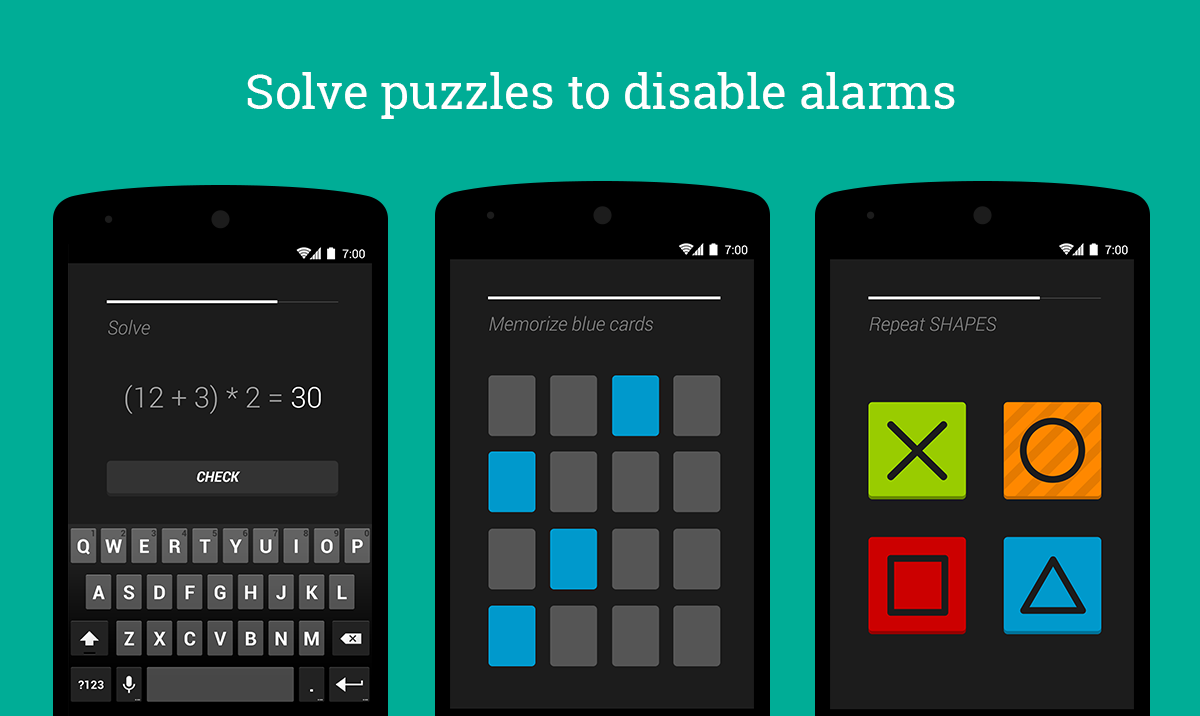 Alarm app picture free 5 Unique Alarm Apps picture free