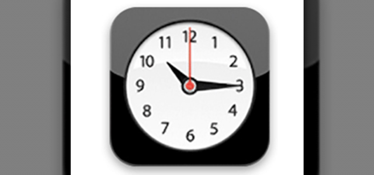 How to Fix the iPhone Alarm Clock Bug or Find an Alternative Alarm ... clipart freeuse library