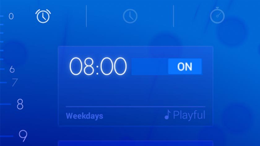 Best alarm clock apps for Android png black and white download