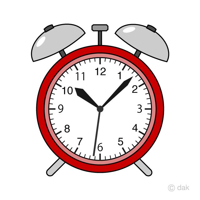 Alarm clipart red png transparent Red Alarm Clock Clipart Free Picture|Illustoon png transparent