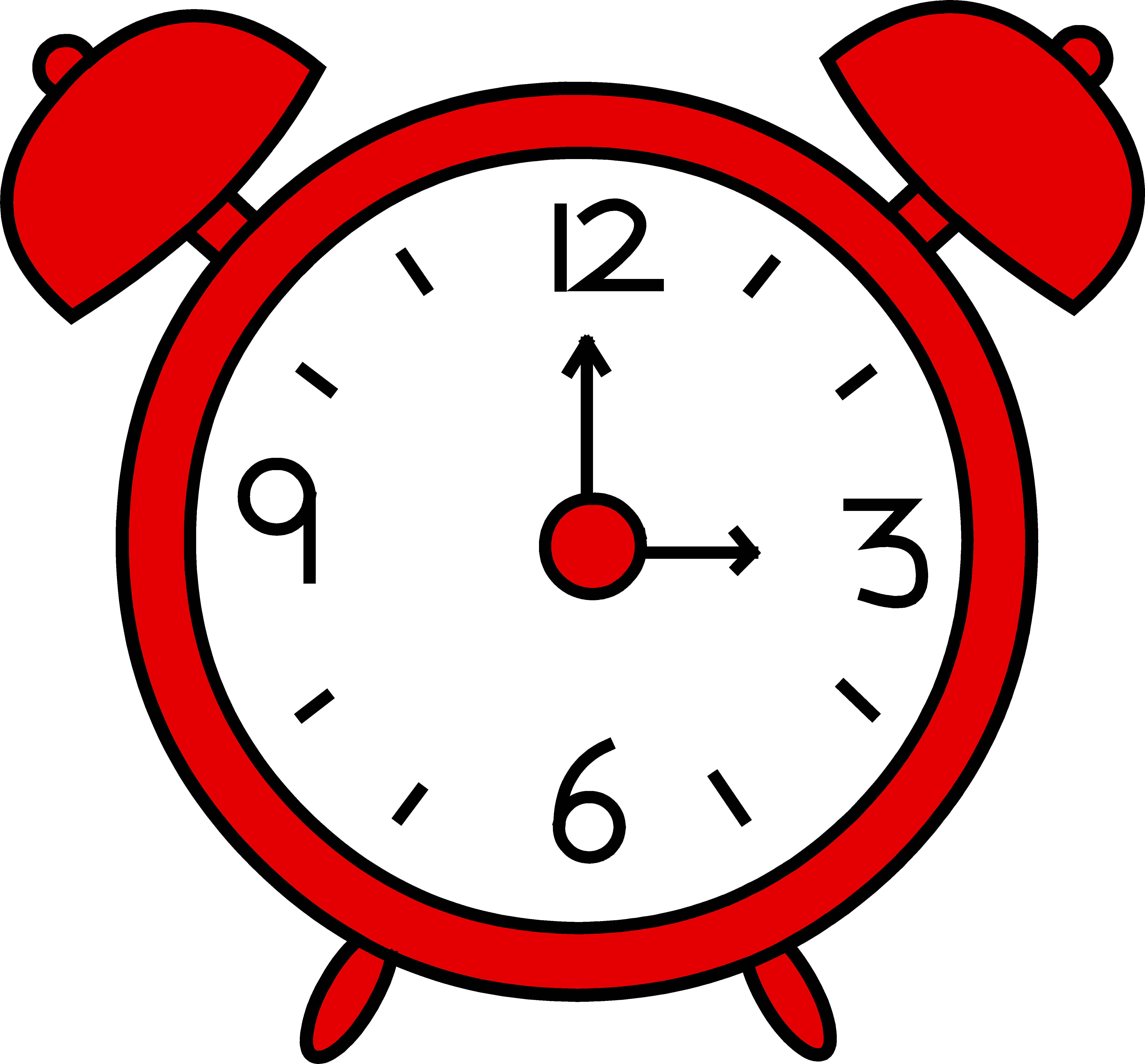 Red alarm clock clipart png stock Free Alarm Cliparts, Download Free Clip Art, Free Clip Art on ... png stock