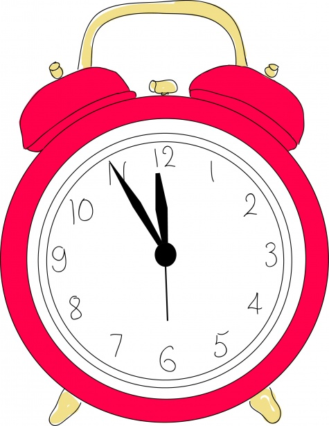 Alarm clock clipart 7 jpg freeuse stock Alarm Clock Clipart Free Stock Photo - Public Domain Pictures jpg freeuse stock