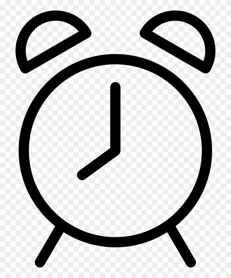 Alarm clock snooze clipart png library stock Thin Alarm Clock Snooze Comments - Alarm Clock Snooze Png Clipart ... png library stock