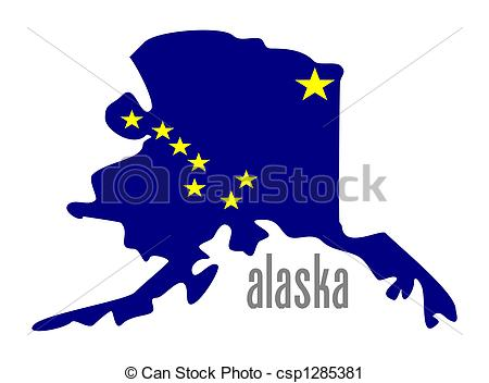 State alaska Illustrations and Clipart. 1,435 State alaska royalty ... jpg black and white download