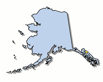 Alaska map clip art. Clipart clipartfest state