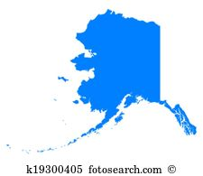 Alaska map clip art graphic library Alaska map Clipart Royalty Free. 608 alaska map clip art vector ... graphic library
