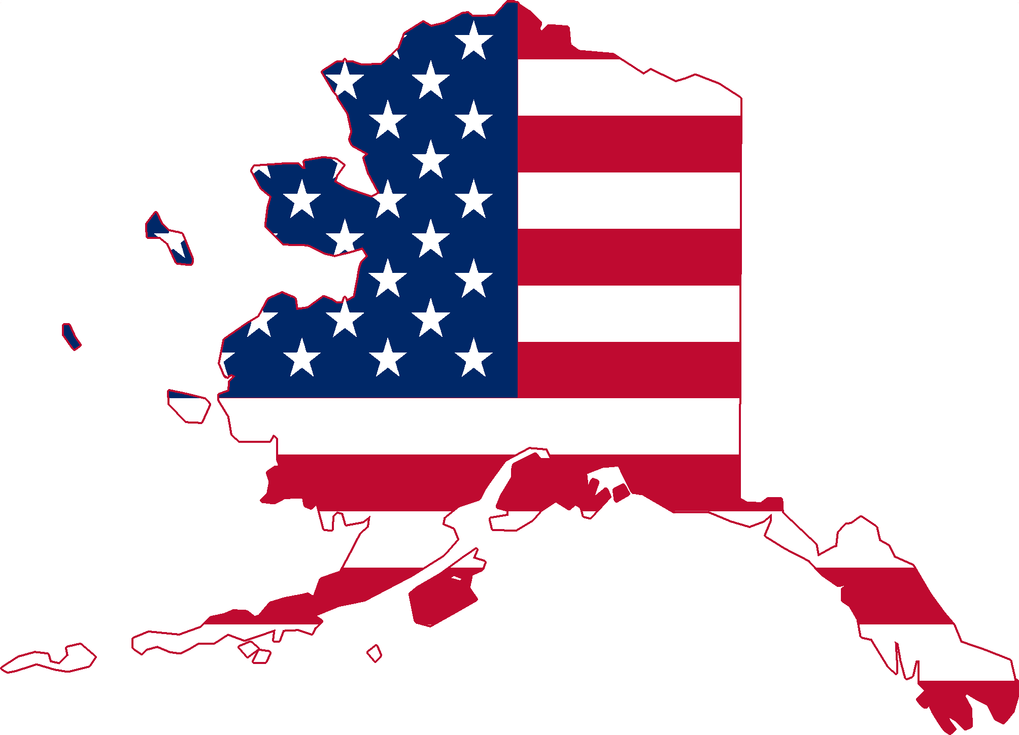 Us map clipart graphic transparent Alaska Clipart | Free Download Clip Art | Free Clip Art | on ... graphic transparent
