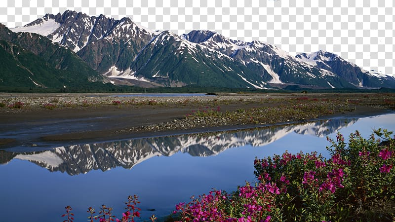 Alaska scenery clipart picture Alaska High-definition television 1080p 4K resolution , Iceberg Snow ... picture