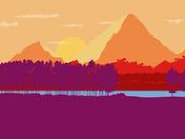 Alaska scenery clipart png transparent stock Alaska Clipart mountain scene 25 - 236 X 132 Free Clip Art stock ... png transparent stock