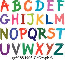 The alphabet clipart picture free library Alphabet Clip Art - Royalty Free - GoGraph picture free library