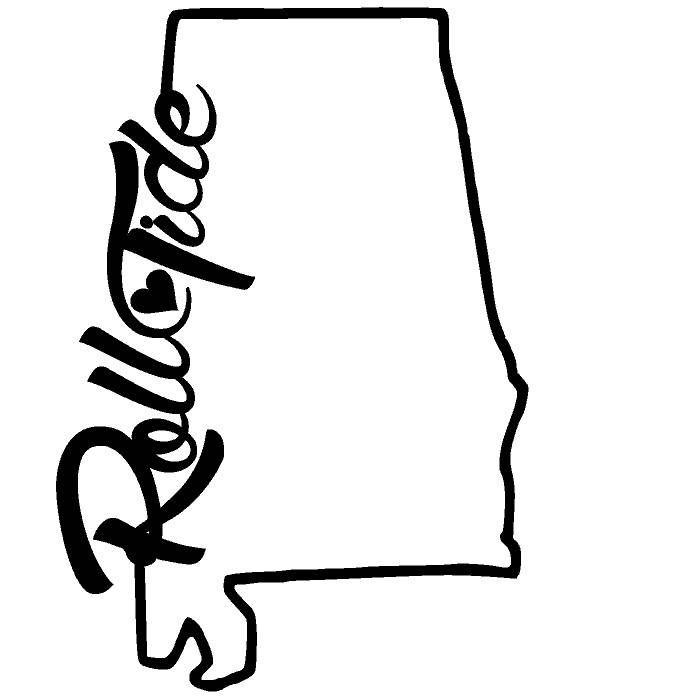 Albama clipart free library Alabama Clipart | Free download best Alabama Clipart on ClipArtMag.com free library