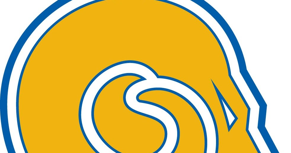 Albany state logo clipart vector black and white MEAC/SWAC SPORTS MAIN STREET™: ASU Golden Rams voted to win the ... vector black and white