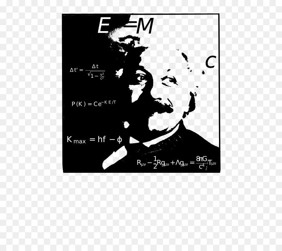Albert einstein science clipart png black and white Einstein Cartoon clipart - Physics, Scientist, Science, transparent ... png black and white