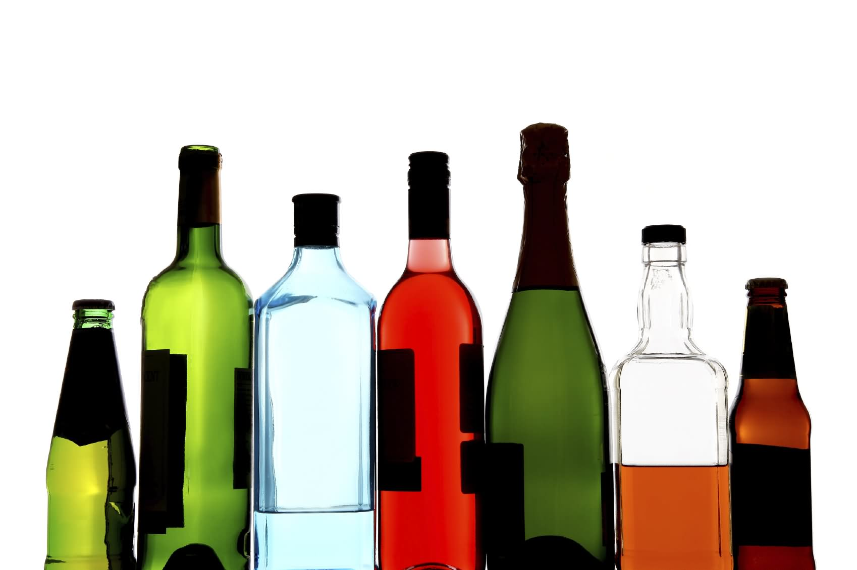 Alcohol bottle free clipart png free library Alcohol bottle clipart no background - Clip Art Library png free library