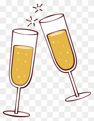 Alcohol cheers clipart png clipart library stock Picture Freeuse Library Champaign Clipart Cheer - Wine Glass Cheers ... clipart library stock