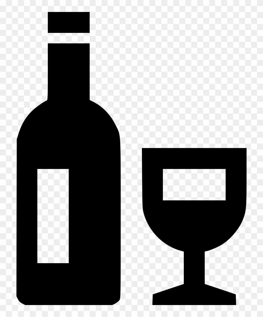 Clipart alcohol bottle clip library library Drink Bottle Wine Comments - Alcohol Clipart (#1184741) - PinClipart clip library library