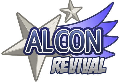 Alcon logo clipart graphic freeuse library Home - Alcon - Leicester Anime & Gaming Con graphic freeuse library