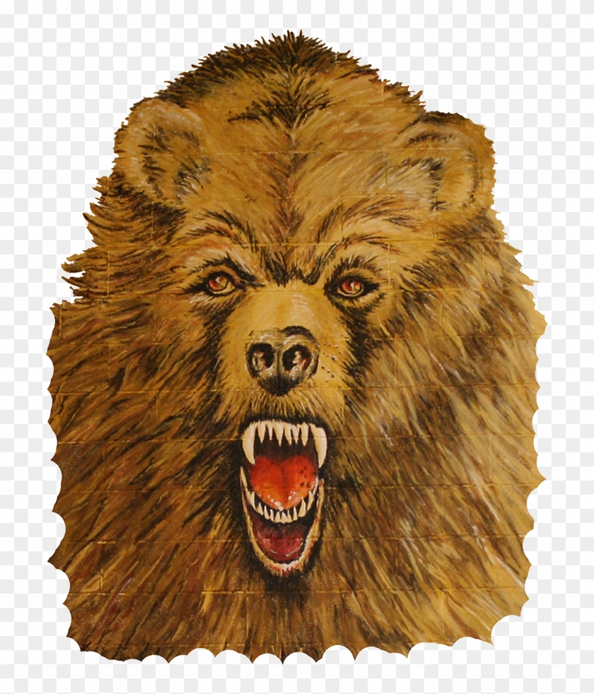 Alcorn central clipart picture transparent download Alcorn Central Golden Bear, HD Png Download - 750x938(#6338543 ... picture transparent download