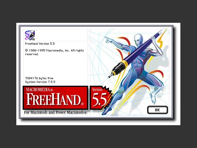 Aldus freehand 5 clipart cd png black and white Visual Arts & Graphics Applications - Macintosh Repository png black and white