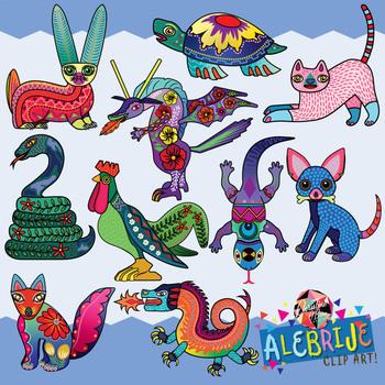 Alebrijes clipart graphic free stock Alebrije Clip Art graphic free stock